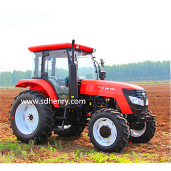 110HP 4WD tractor trolley price