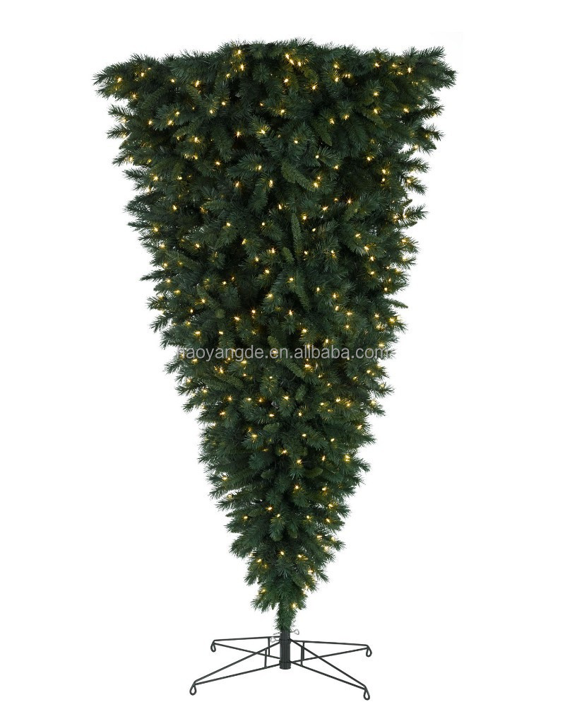 Hot Sale Upside Down Christmas Light Tree