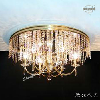 2013 fancy Unique cheap modern crystal chandelier ceiling lamps from china for hotel ETL61009