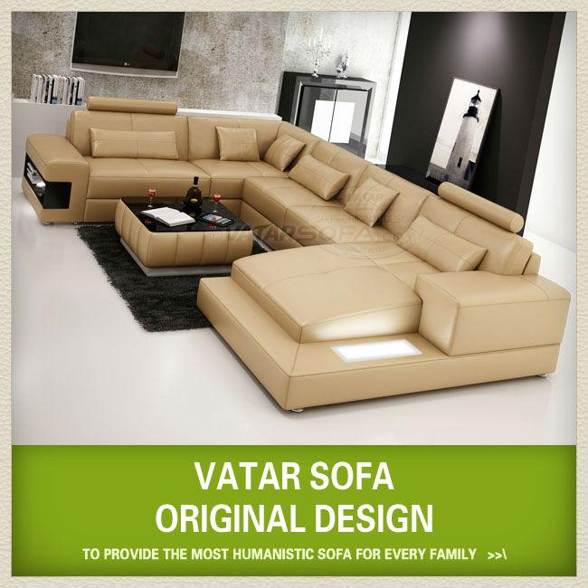 de cuero de diseno el estilo de los muebles de la sala de italiano - Muebles Diseo Baratos