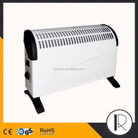 0719286 2000W GS/CE/RoHS Approved Electric Convector Heater with Turbo Fan and Timer