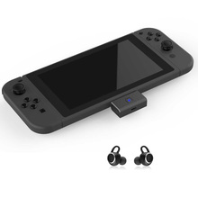 Bluetooth Audio Transmitter Adapter Compatible with Nintendo Switch