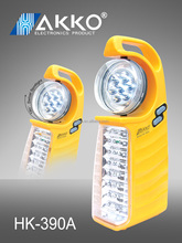 long standby Brighter Rechargeable LED Emergency lamp