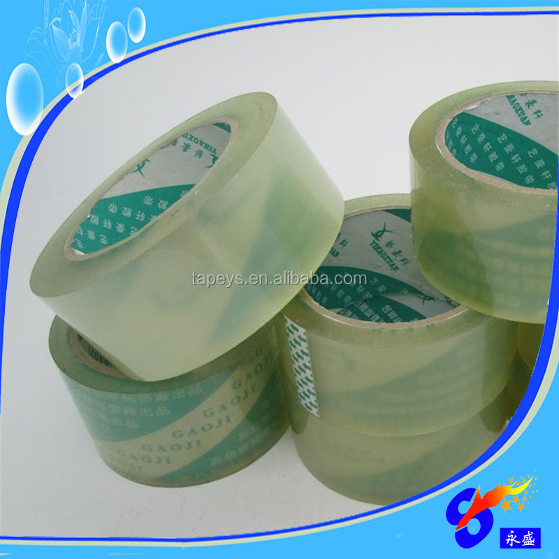 45um Parcel sealing cheap opp clear packing tape