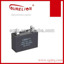 sh polypropylene CBB61 ceiling fan capacitor