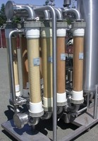 UF membrane for juice clarification / filtration