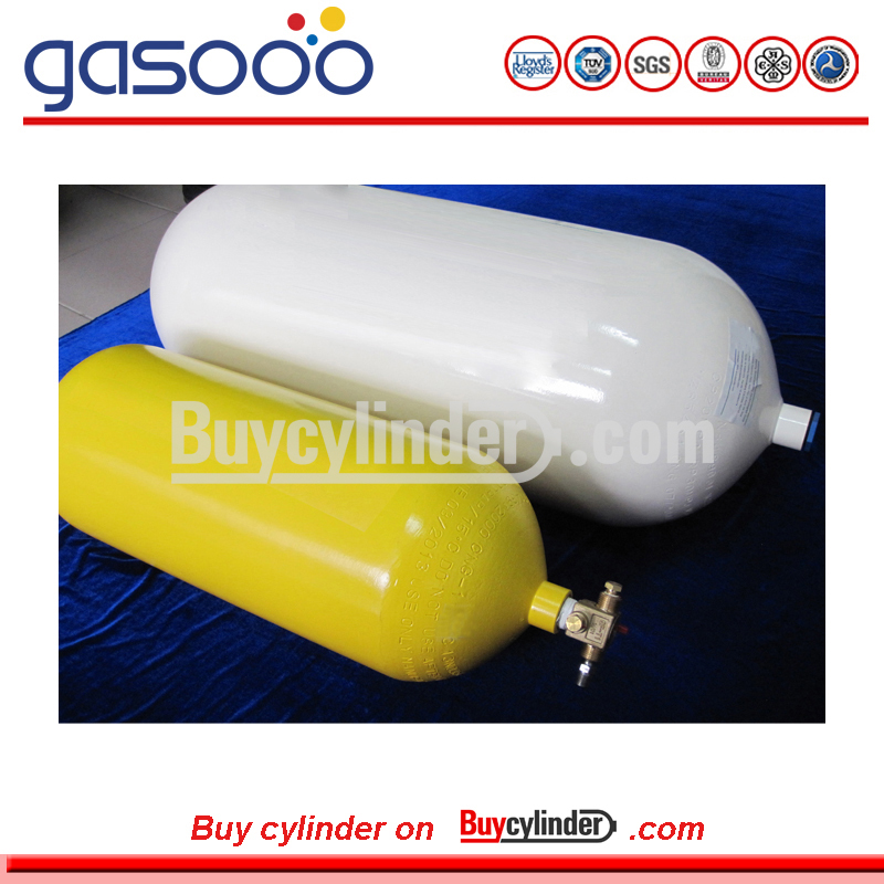 CNG type 1 Gas Cylinder Tank for Taxi Cars