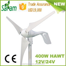 200 300 400 watt mini wind generator