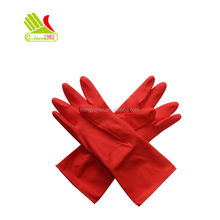 Current popular cotton cleaning dusting gloves / fish cleaning gloves / waterproof cleaning gloves