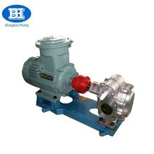 KCB Rotary Stainless Steel Diesel Oil Transfer mobile oil Gear pump