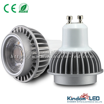 GU10/MR16/E27/E14 led spot lamp COB 5W