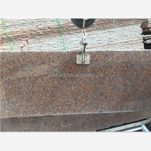 Own quarry maple red granite G562 slabs wholesale