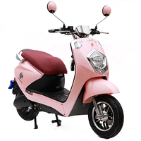 Powerful Motor Adult Optional Color Electric Moped Road Legal