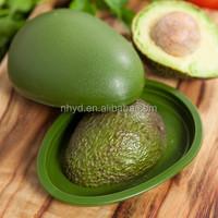 2015 new products avocado fresh pod fruit saver holder kicthen storage