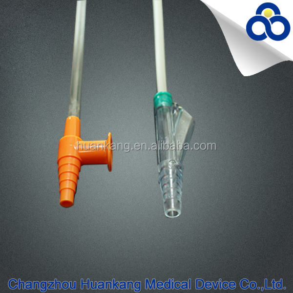 Medical consumable high quality and good price suction catheter/ suction tube hot sale