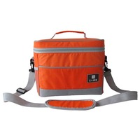 waterproof polyester food frozen cooler insulated lunch bag