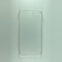 buy cheap PC transparent matt hard phone cover for iPhone5/5C/5S/5Se