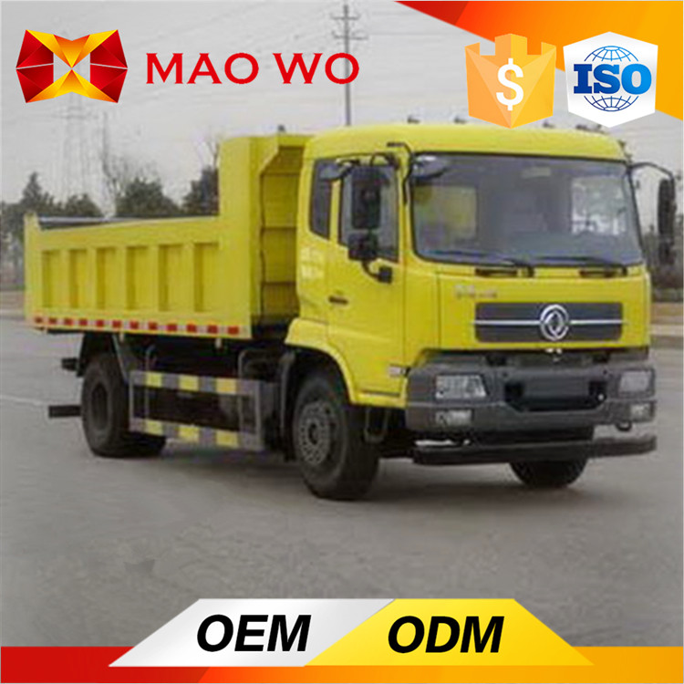 Cheap 6 wheels 2 ton Tipper Dump truck for sale