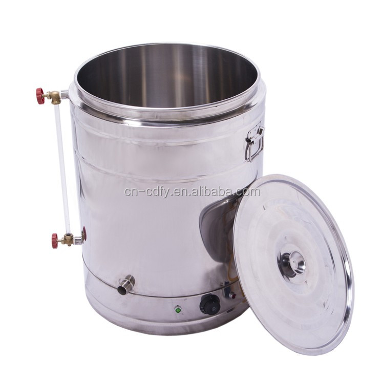 Beekeeping equipment electric stainless steel honey heating tank/ honey heating barrel