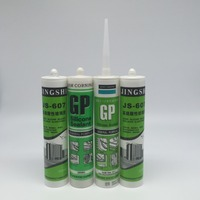 New acetic cure general Use Liquid Silicone Sealant Factory