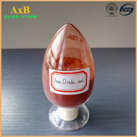Factory supply iron oxide red 110 120 130 190 prices