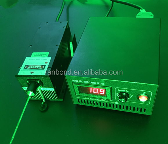 RN-G5000 high power green <strong>laser</strong> 5W industrial use <strong>laser</strong> PIV, TTL or Analog modulaton LD Pumped Solid state