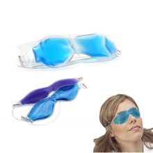10 years Guangdong manufacturer hot and cold pad reusable cooling gel eye mask for anti wrinkle and sleep