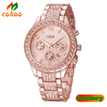 2017 Hot Sales Stainless Steel Watches Luxury Fashion Watch