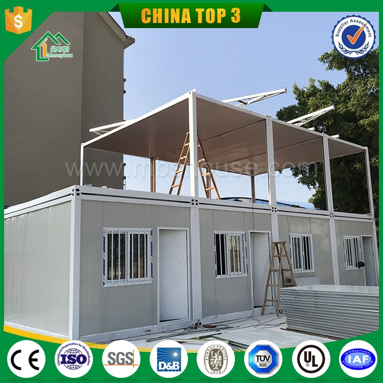 Barato 20ft prefabricada oficina precio de la casa contenedor para construcci n construcci n - Precio casa contenedor ...