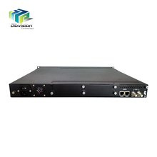 qam modulator 32 channel video digital tv multiplexer and scrambler with RF Up-Conversion