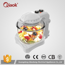 Commercial Electrical Air Wave Convection Round Oven Halogen Oven Turbo Oven