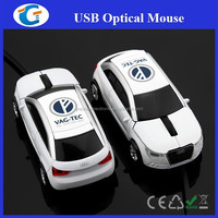 Car Shape Design Latest Computer USB Wired Mouse