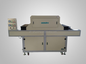 Best quality UV curing machine, UV tunnel dryer