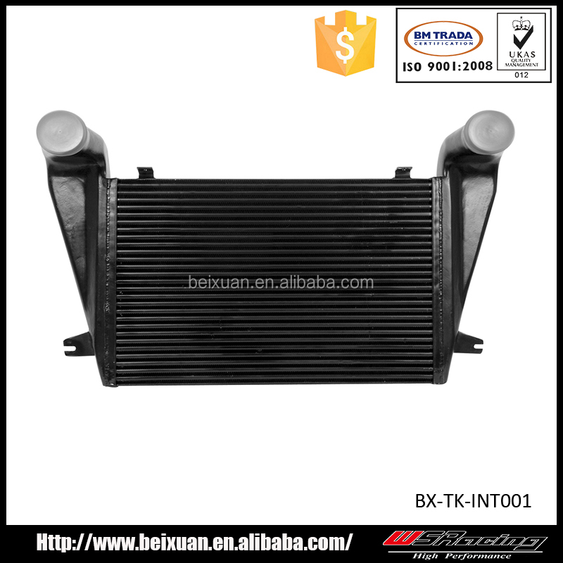 charge air cooler tank for International 8100 heavy truck radiator 4854300001