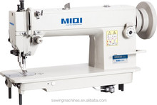 SINGLE NEEDLE MQ0302 HEAVY DUTY TOP AND BOTTON FEED SHOE MAKING SEWING MACHINE LEATHER PRODUCTION MACHINERY