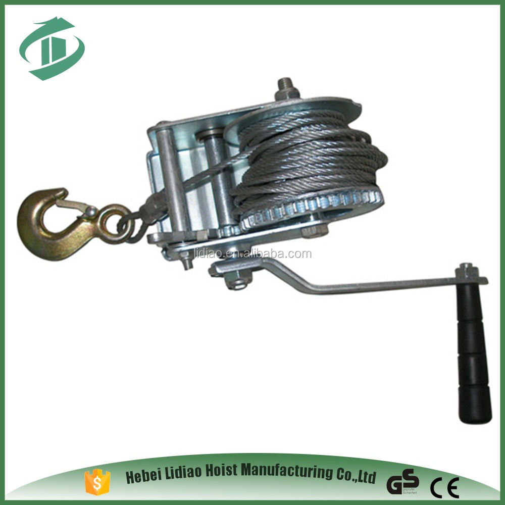 1000lbs Marine Manual Hand Winch for Anchor