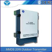 QAM wireless digital mmds tv transmitter