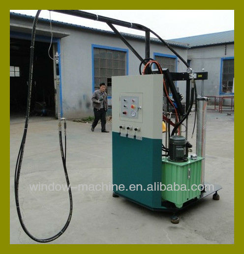 Silicone Sealant Gluing Machine/ Automatic Sealing Compound Machine/ Automatic Rubber Seal Device (ST01)