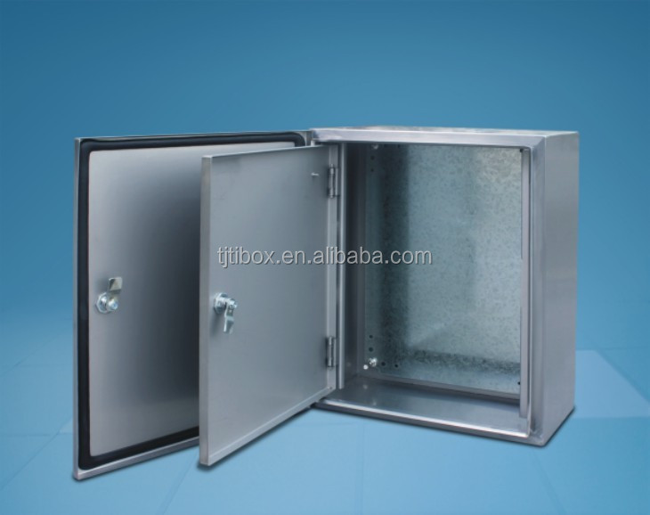UL approved zhejiang hight quality IP66 steel electrical panel boxes