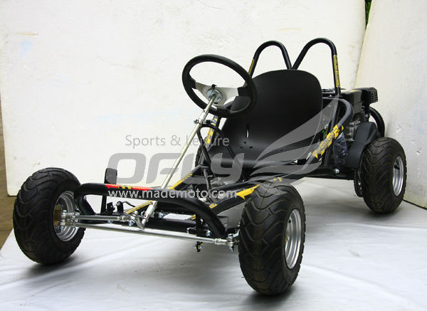 Single Seat Racing Go-Kart with water cooling 168CC Engine GC1687