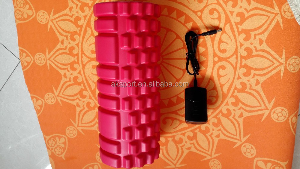 electric vibrating foam roller
