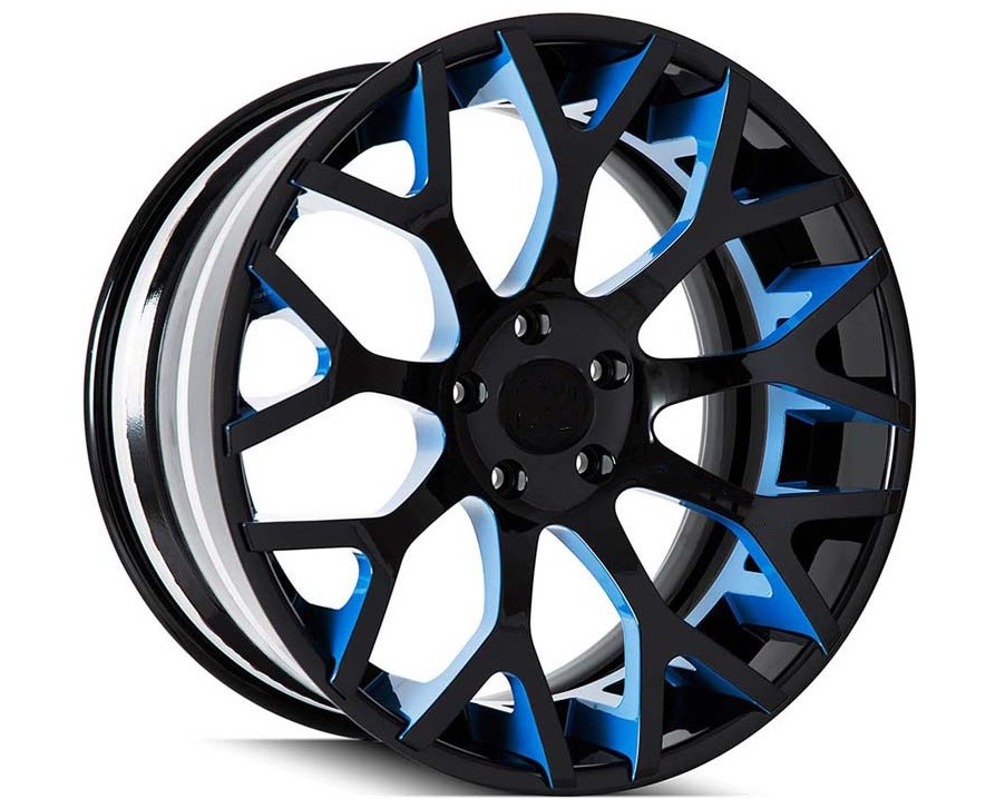 Car rims new design alloy wheels from china