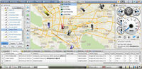 AUTO LEADERS customized logo web based gps tracking software