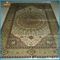 Camel manufactures chinese hand knotted carpets with large inventory