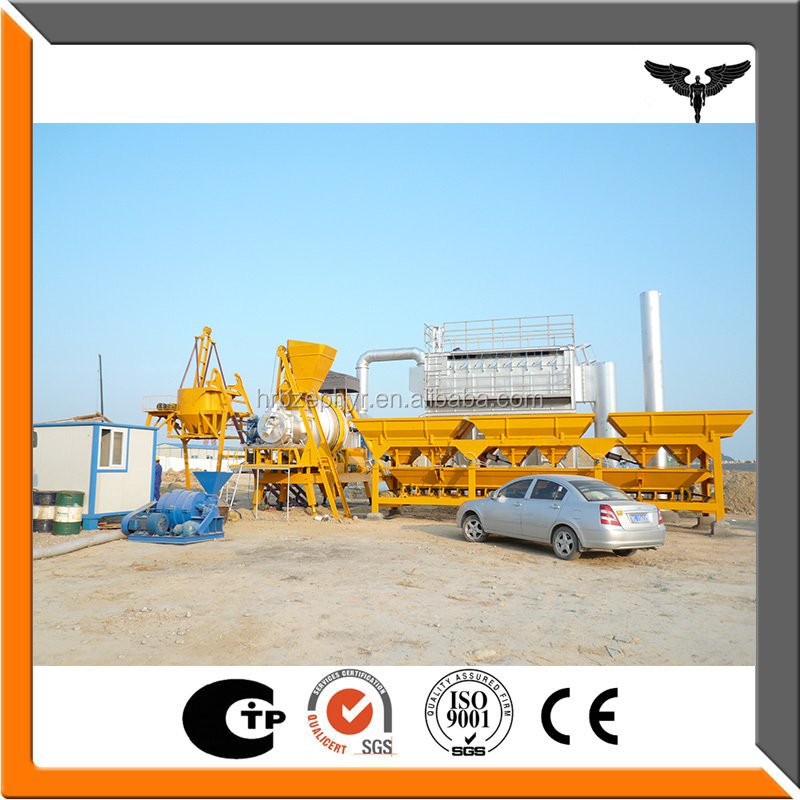 hot sale portable mobile mini asphalt plant