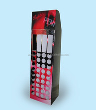 Good Quality Cosmetics Advertising Floor Display Stand