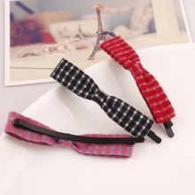 Fashion japanese kimono fabric hair clips