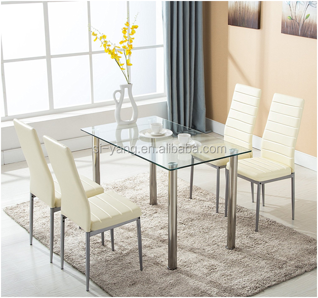 High quality function dining table round french marble dining table CT014