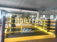 used Boxing ring for sale/ AIBA boxing ring (FIGHTERS Brand)