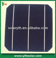 2013 hottest high efficiency 3BB Monocrystalline Silicon Solar Cells 6x6 for solar panel